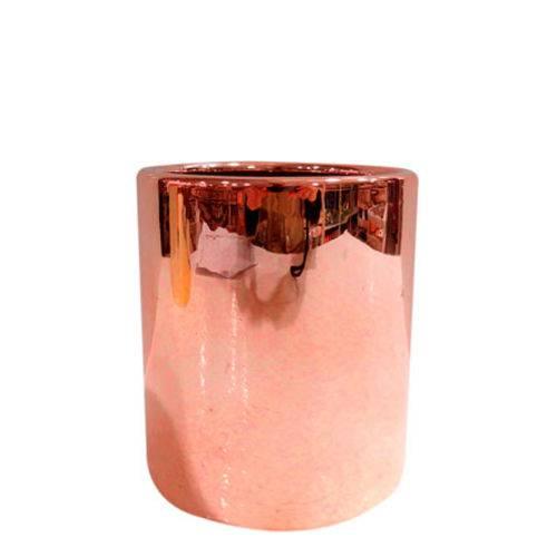 Vaso de Ceramica Rose 12cm