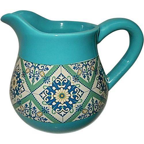 Vaso de Cerâmica Verde Jar Grande Urban