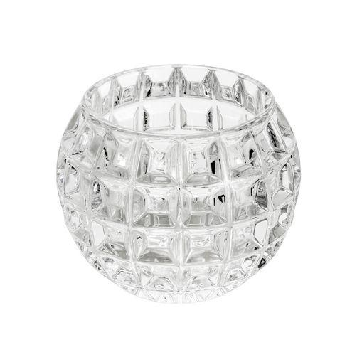 Vaso de Cristal 10cm Rose Wolff
