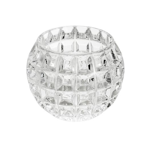 Vaso de Cristal 13cm Rose Wolff