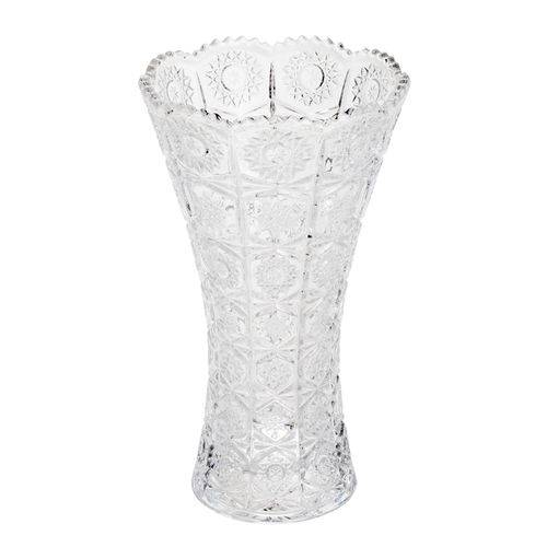 Vaso de Cristal 25 Cm Starry Wolff