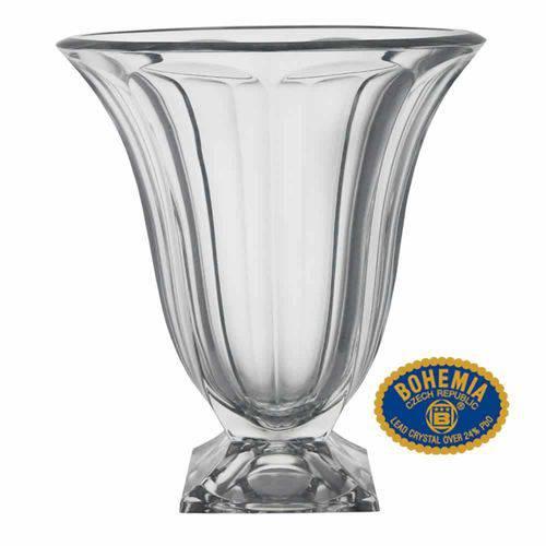 Vaso de Cristal Bohemia Neptun