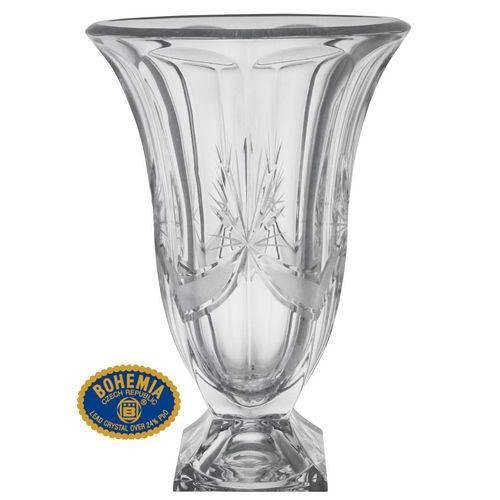 Vaso de Cristal Bohemia V