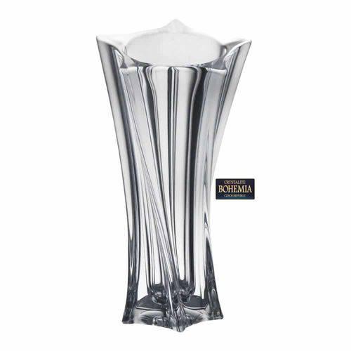 Vaso de Cristal Bohemia Yoko Pequeno