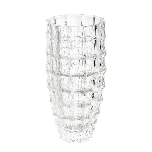 Vaso de Cristal Mauricius 13,5x28cm