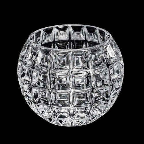 Vaso de Cristal Rose - F9-25425