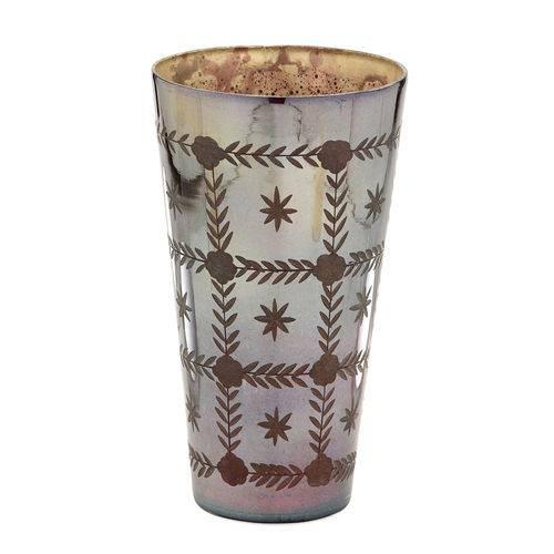 Vaso de Vidro Bernadette Espressione 27cm