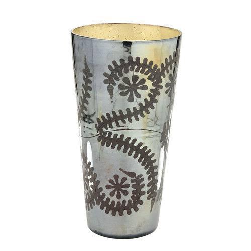 Vaso de Vidro Bernadette Espressione 32cm