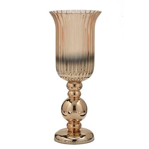 Vaso de Vidro Champagne 47cm Espressione