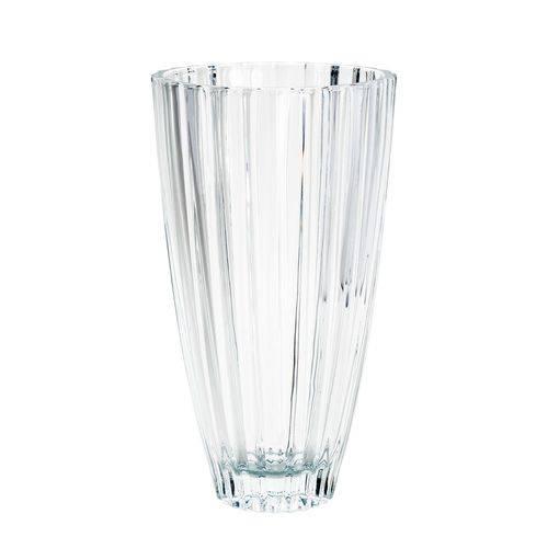 Vaso de Vidro Sodo-cálcico com Titanio Falco 35cm