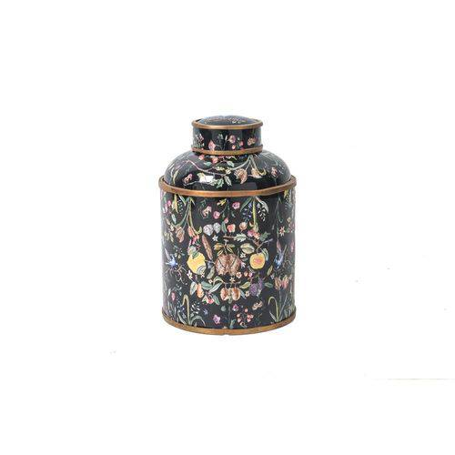 Vaso Decorativo de Porcelana Xangai P