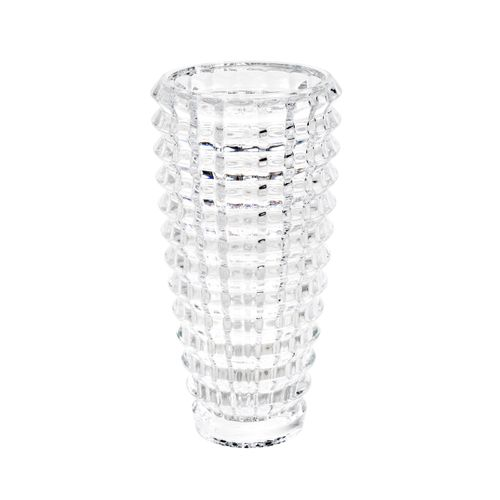 Vaso Diamond 13x24,5cm - Wolff Cristal