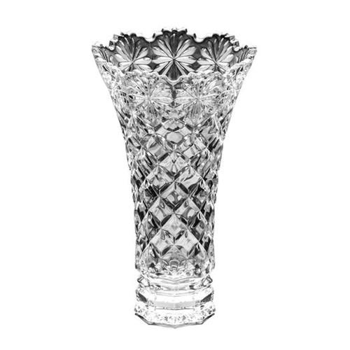 Vaso Diamond de Cristal 25 Cm