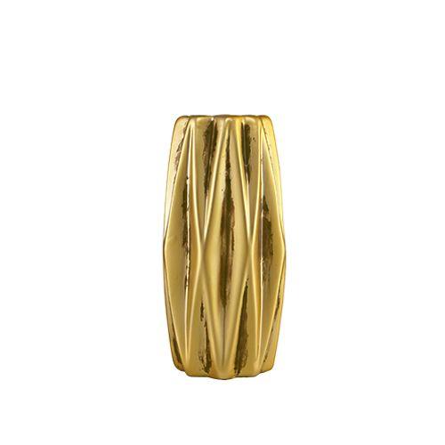 Vaso Dourado 13cm