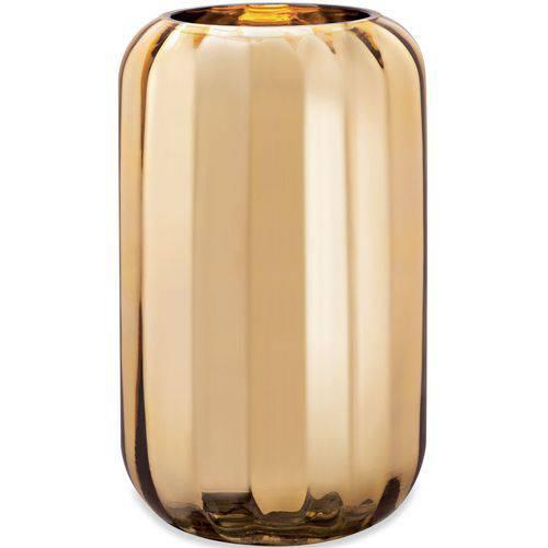 Vaso Dourado 24,5cm