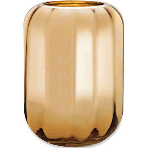 Vaso Dourado 29,5cm