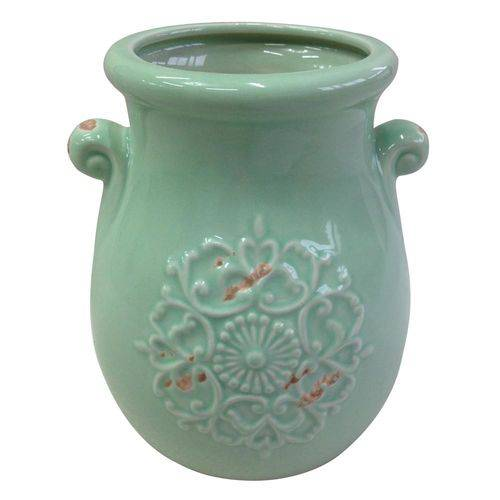 Vaso em Cerâmica 20Cm - 22156