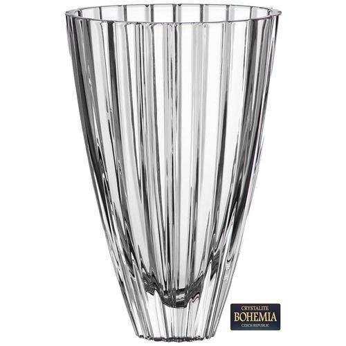 Vaso em Cristal Bohemia Oval