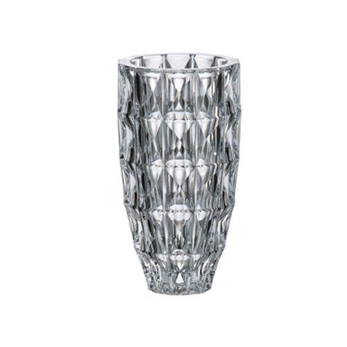 Vaso em Cristal Diamond 16,5x25,5cm