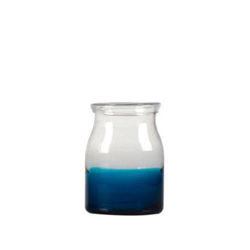 Vaso Guarujá Azul 17 Cm