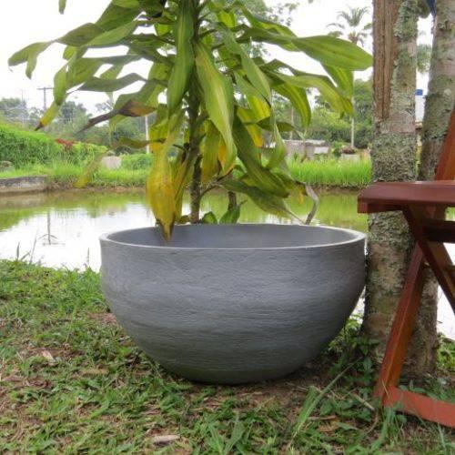 Vaso Planta 60x30 Bacia Polietileno
