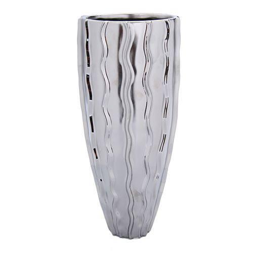 Vaso Prata 34cm