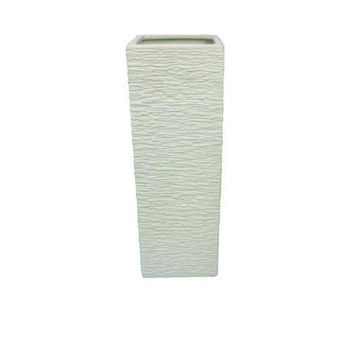 Vaso Quad 14 Cm Branco