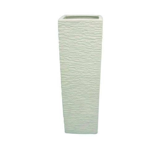 Vaso Quad 17 Cm Branco