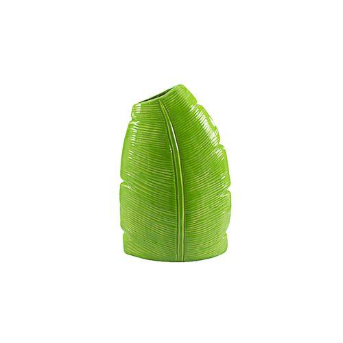 Vaso Verde Tree Leaf 18cm