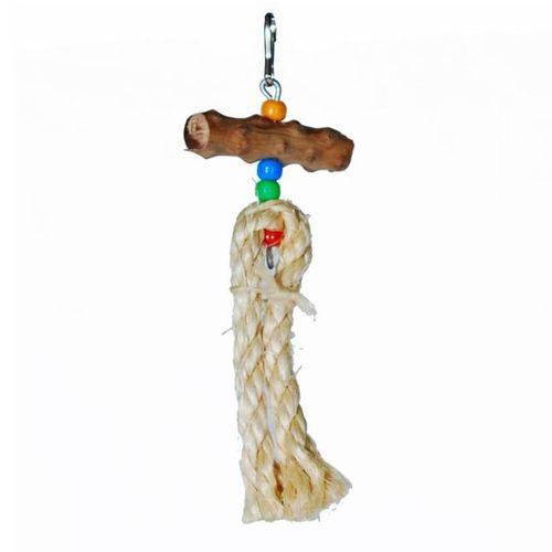 Vassourinha Toy For Bird para Pássaros Colorido - P