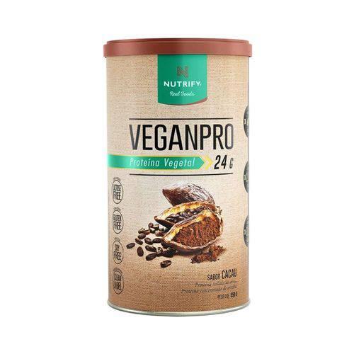 Veganpro Nutrify 550g - Cacau