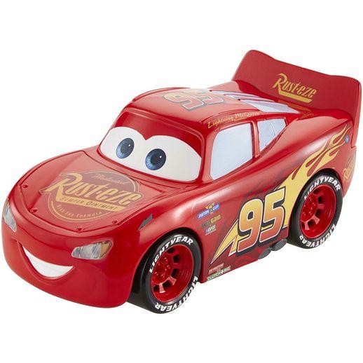 Veículo Carros Relâmpago McQueen - Mattel