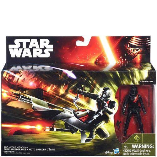 Veículo Classe I Star Wars Vii Speeder Bike B3716 - Hasbro