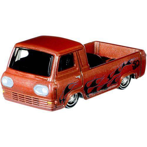 Veículo Die Cast - Hot Wheels - Est 1968 Favorites - 60 Ford Econoline Pickup - Mattel