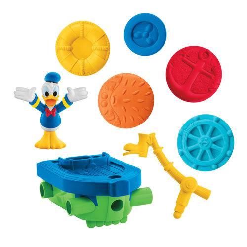 Veículo Montável - Engenhoca do Mickey Mouse - Carro do Donald - Fisher-price