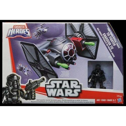 Veículo Star Wars Tie Figheter Hasbro B3486 Colorido