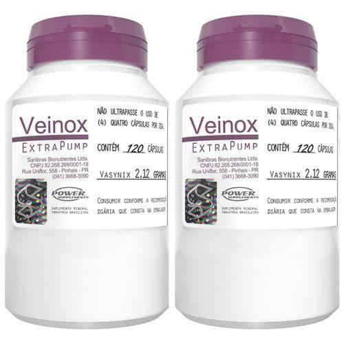 Veinox - 2 Unidades - Power Supplements