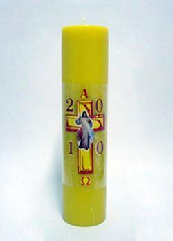 Vela Círio Pascal - 7 X 60 Cm | SJO Artigos Religiosos