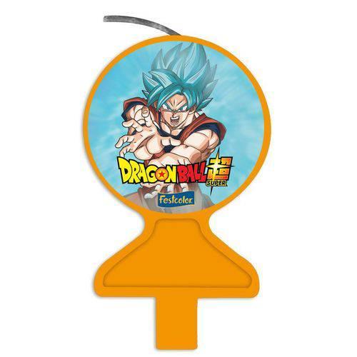 Vela de Aniversário Dragon Ball