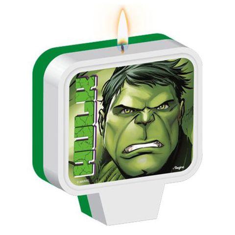 Vela Face Hulk Animação - Regina