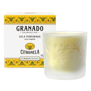 Vela Perfumada Granado - Citronela 1 Un