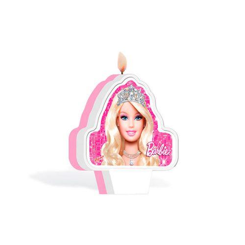 Vela Regina Plana Barbie Life 1009003