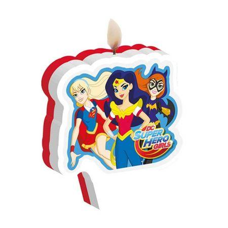 Vela Super Hero Girls