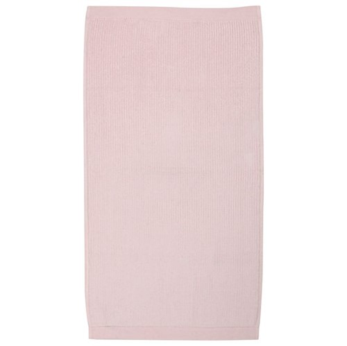 Velvet Toalha Rosto 90 Cm X 48 Cm Quartzo Rosa
