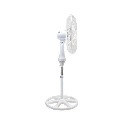 Ventilador Coluna Turbo 6p 50cm Branco Premium Silencioso Ventisol 110v