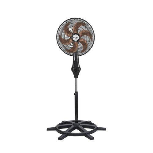 Ventilador Coluna Turbo Oscilante 6 Pás 40cm 127v Bronze - Ventisol