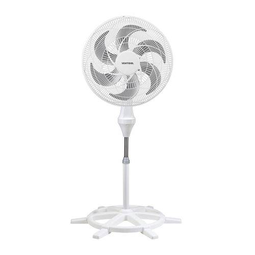 Ventilador de Coluna Turbo Premium 6p 50cm 135w Branco - Ventisol