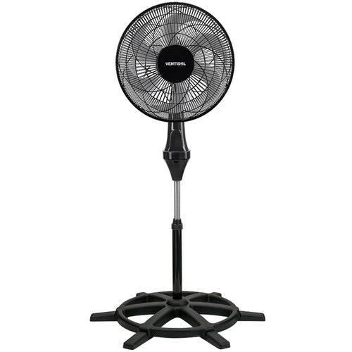 Ventilador de Coluna Ventisol 3850 Turbo 40cm, Preto