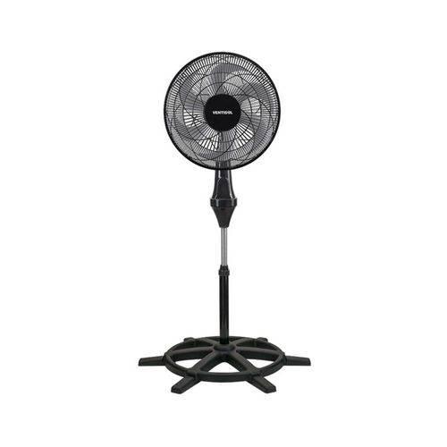 Ventilador Osc Coluna Turbo 6p 40cm Pr 220v Premium Ventisol