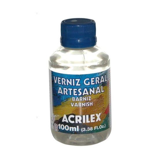 Verniz Geral Acabamento Brilhante 100ml - Acrilex